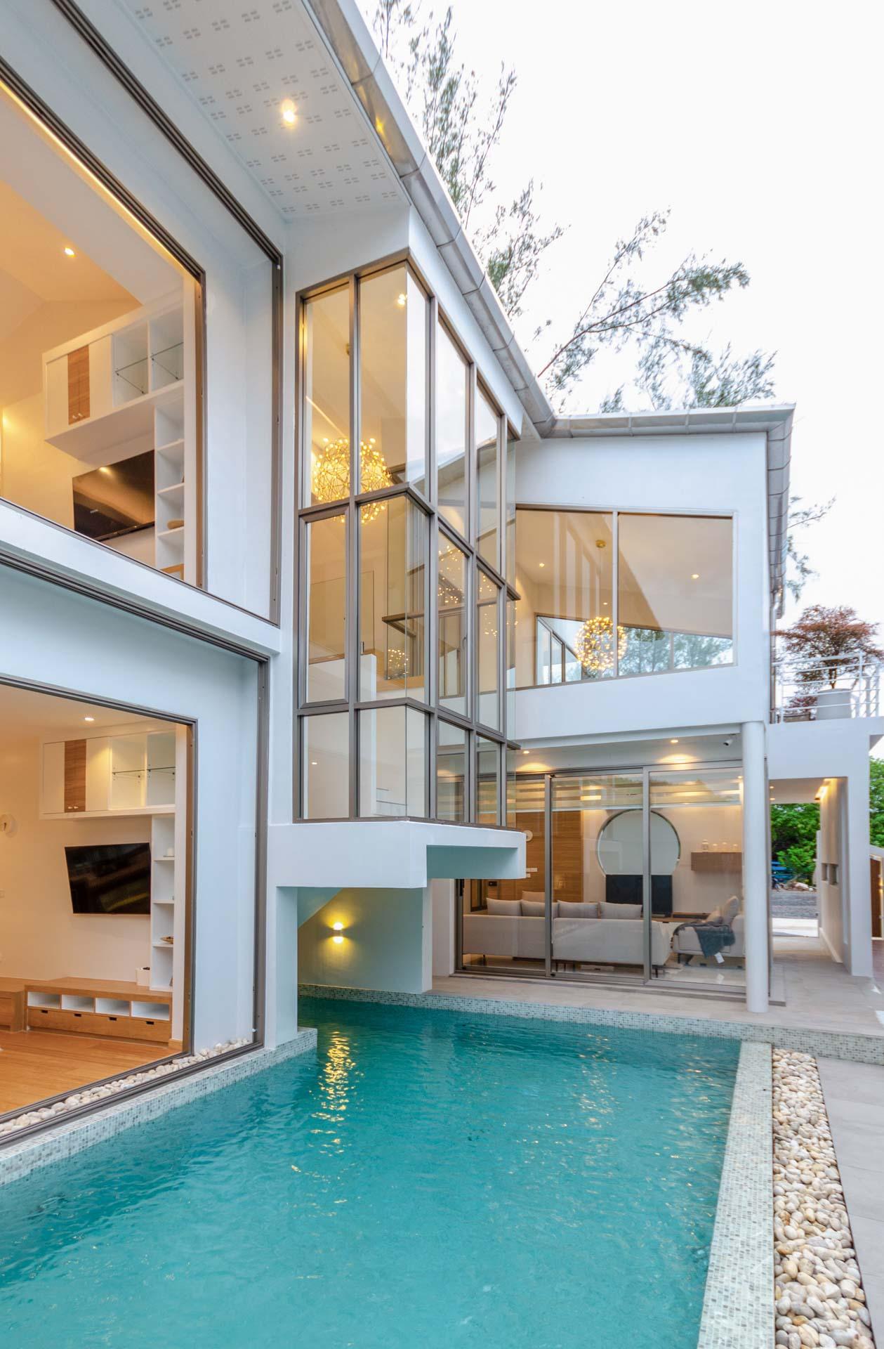 Exterior : The Element villa by Wallaya villas