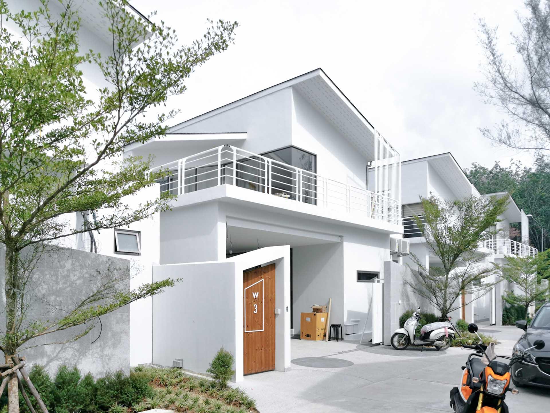 Progress : The Element villa by Wallaya villas