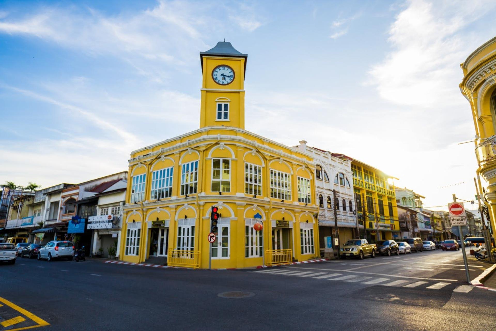 Phuket Town / Picture by Ruslan Kalnitsky - Shutterstock