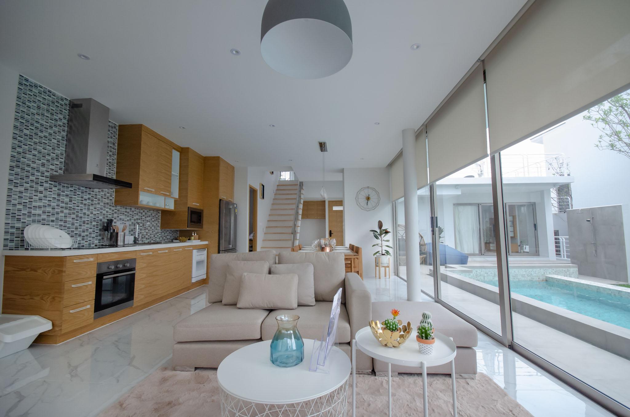 Interior : The Nest villa by Wallaya villas