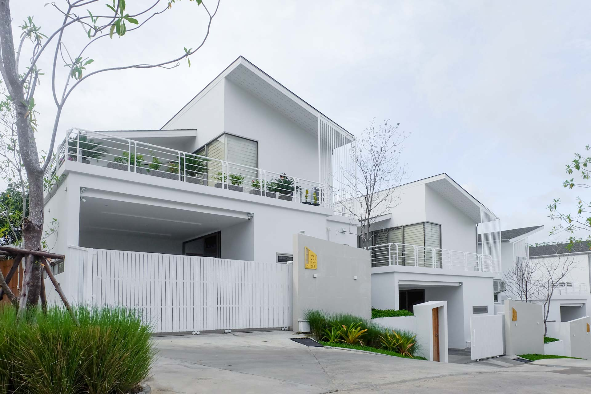 Progress : The Nest villa by Wallaya villas